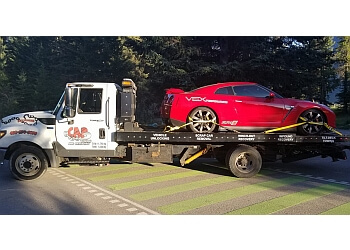 Calgary towing service Cap Towing services