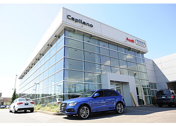 North Vancouver car dealership Capilano Audi