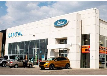 Regina car dealership Capital Ford Lincoln