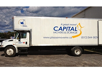 Kingston moving company Capital Movers & Storage