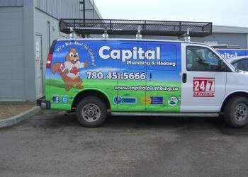 Edmonton plumber Capital Plumbing & Heating