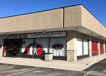 Burlington music school Capstone Music