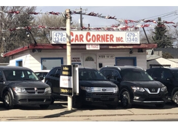 Edmonton used car dealership Car Corner