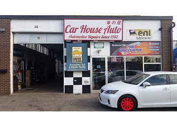 Richmond Hill auto body shop Car House Auto Service