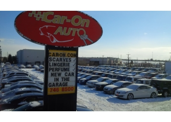 Ottawa used car dealership Car-On Auto Sales