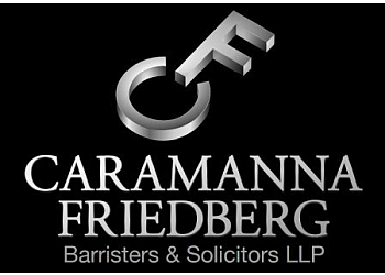 Toronto criminal defense lawyer Caramanna, Friedberg LLP