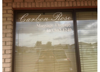 Medicine Hat massage therapy Carbon Rose Massage Therapy