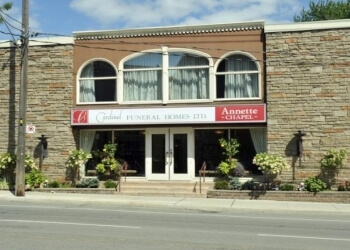 Toronto funeral home Cardinal Funeral Homes, Ltd