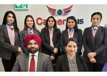 Edmonton immigration consultant Career Plus Immigration Consultants Inc.