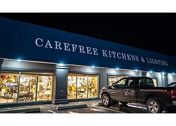 Lethbridge custom cabinet Carefree Kitchens & Lighting