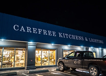 Lethbridge custom cabinet Carefree Kitchens & Lighting Inc.