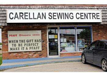 Winnipeg sewing machine store Carellan Sewing Centre