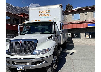 Kamloops moving company Cargo Chain