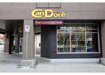 Quebec indian restaurant Cari Doré