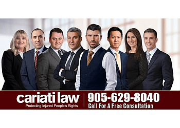 Mississauga medical malpractice lawyer Cariati Law