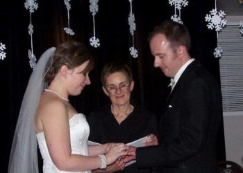 Edmonton wedding officiant Carillon Cameron