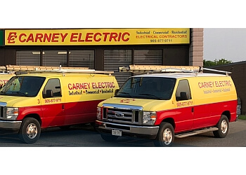 Halton Hills electrician Carney Electric Limited