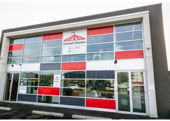 North Vancouver dry cleaner Carousel Cleaners