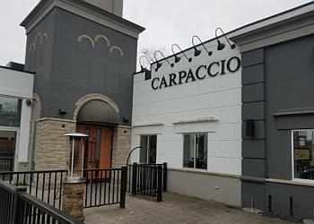 Niagara Falls italian restaurant Carpaccio restaurant