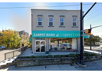 Halton Hills flooring company Carpet Barn Carpet One