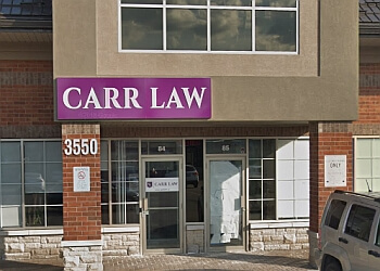 Vaughan business lawyer Carr Law Professional Corporation