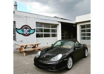 Saint Jerome auto body shop Carrosserie DC