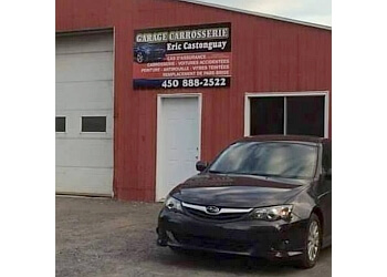 Saint Hyacinthe auto body shop Carrosserie et Antirouille Éric Castonguay