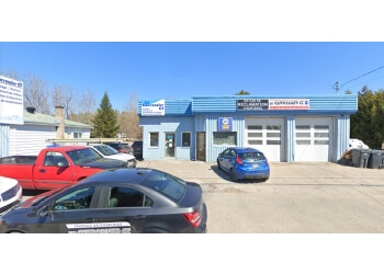Saint Jerome auto body shop Carrossier CT