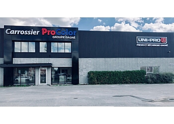 Blainville auto body shop Carrossier ProColor Blainville
