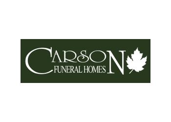 Orillia funeral home Carson Funeral Homes