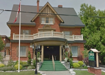 Orillia funeral home Carson Funeral Homes