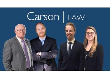 Burlington estate planning lawyer Carson Law Office