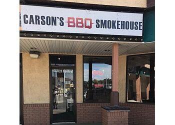 Saskatoon bbq restaurant Carson's BBQ Smokehouse
