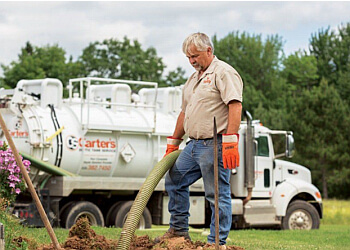 Moncton septic tank service Carter's Septic Tank Service