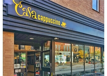 Barrie cafe Casa Cappuccino