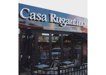 Kitchener italian restaurant Casa Rugantino