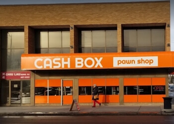 Edmonton pawn shop Cash Box Pawn Shop