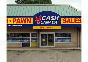 Calgary pawn shop Cash Canada