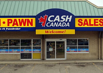 Edmonton pawn shop Cash Canada