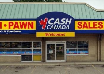 Grande Prairie pawn shop Cash Canada