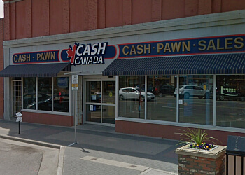 Lethbridge pawn shop Cash Canada