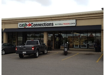 Oshawa pawn shop Cash Connections