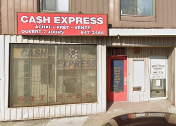 Longueuil pawn shop Cash Express