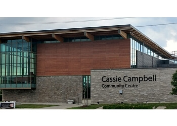 Brampton recreation center Cassie Campbell Community Centre
