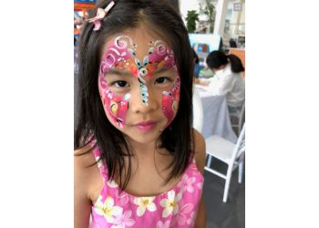 Port Coquitlam face painting Castletop Characters