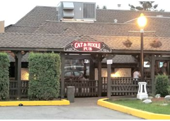 Port Coquitlam sports bar Cat & Fiddle Pub