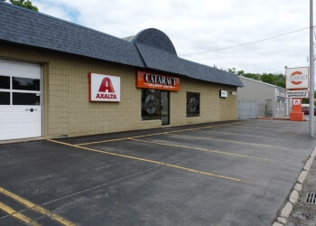 Niagara Falls auto body shop Cataract Collision Centre