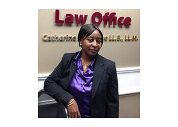 Oakville business lawyer Catherine A. Egboye