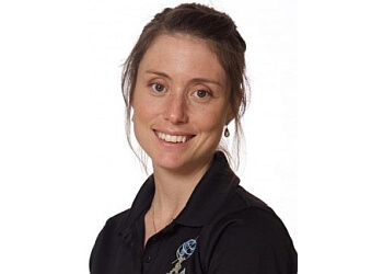 Sherbrooke physical therapist Catherine Apinis, PT