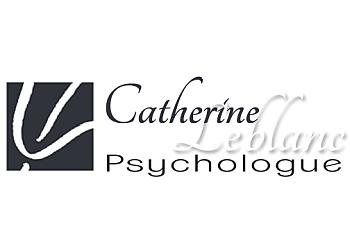 Saguenay psychologist Catherine Leblanc Psychologue